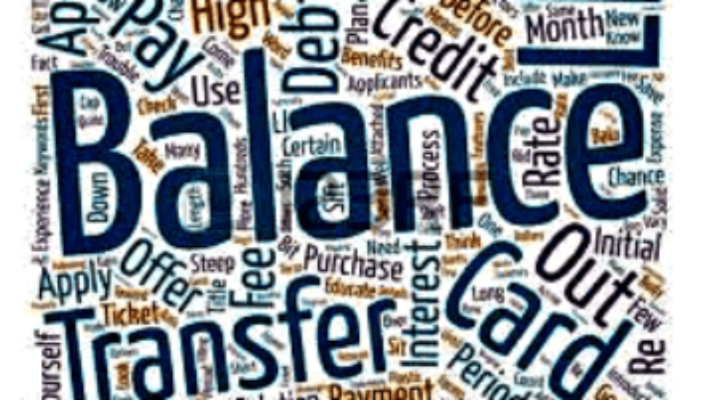 Deciphering Balance Transfer Offers