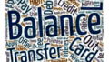 Deciphering Balance Transfer Offers