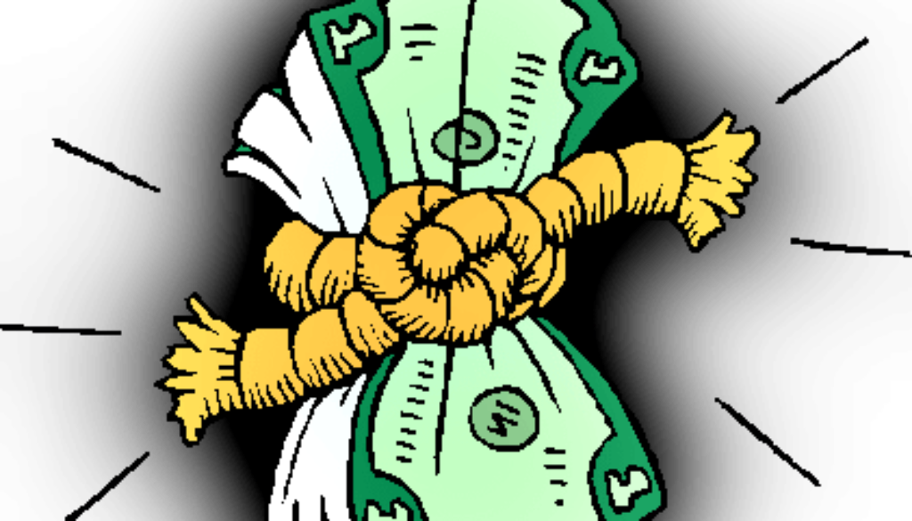 Entrapment of Expenses - Money Tied Up