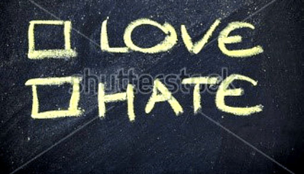 Love — Hate — or Indifference to Credit Cards